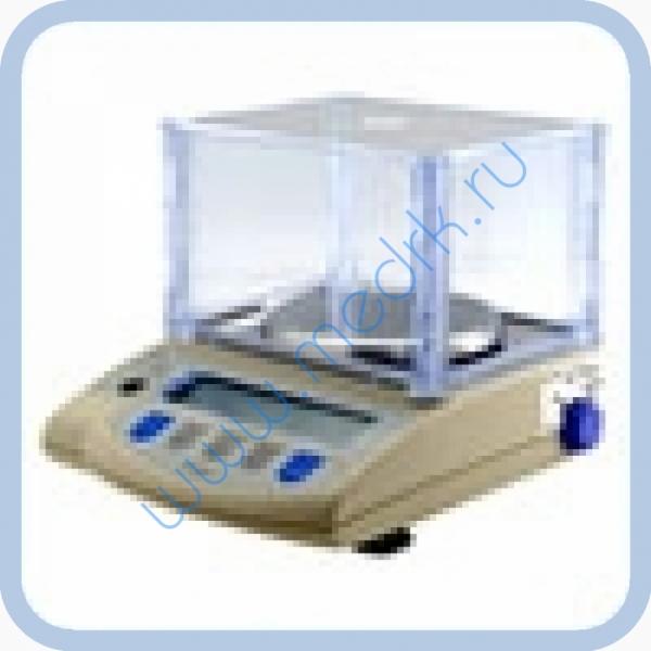 Весы лабораторные электронные ViBRA AJH-220CE  Вид 2