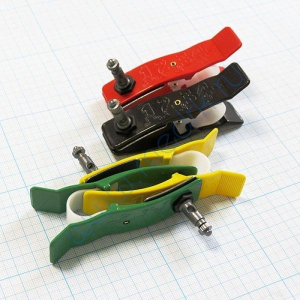 Электрод детский для ЭКГ конечностный FIAB F9023SSC  Вид 8