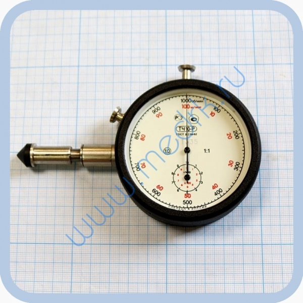Тахометр стрелочный механический часовой ТЧ-10Р  Вид 3