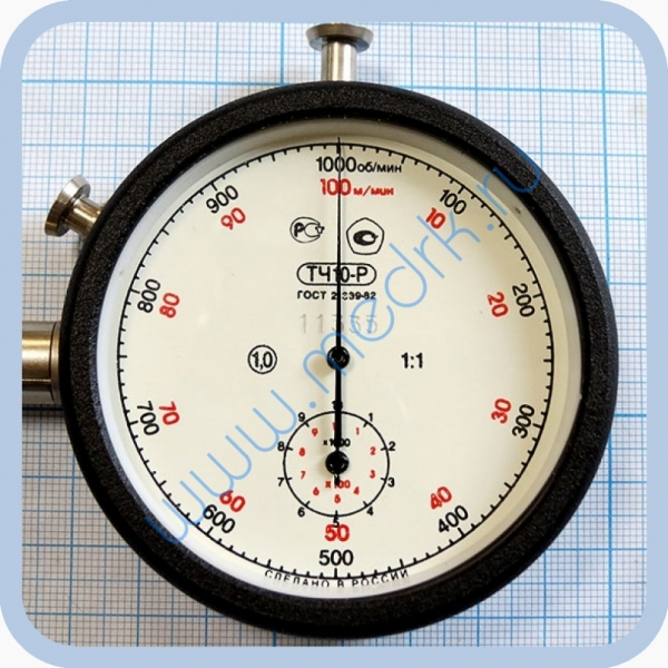 Тахометр стрелочный механический часовой ТЧ-10Р  Вид 5