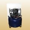 Компрессор стоматологический воздушный 70л КС-60-01 в звукоизолирующей тумбе
