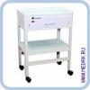 Стол стоматологический ССБ-1 (21401) с одним ящиком и УФ-бактерицидным облучателем