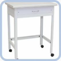 Стол врача письменный с 1 ящиком арт.21816