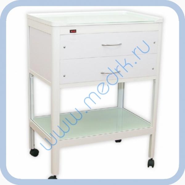 Стол врача с 2 ящиками арт.21818  Вид 1