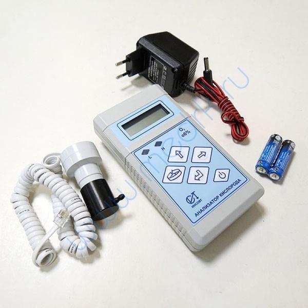 Анализатор кислорода портативный ПГК-06  Вид 3