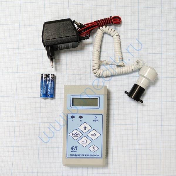 Анализатор кислорода портативный ПГК-06  Вид 4