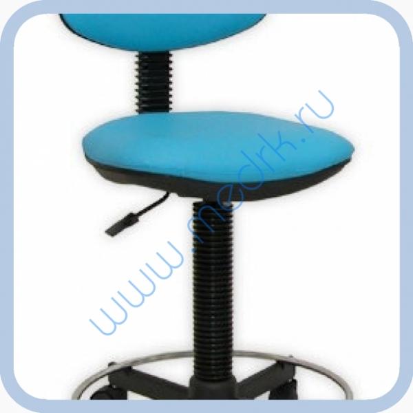 Стул для ассистента с подставкой для ног  Вид 1