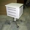 Тумба стоматологическая передвижная с 3 ящиками арт. 21810