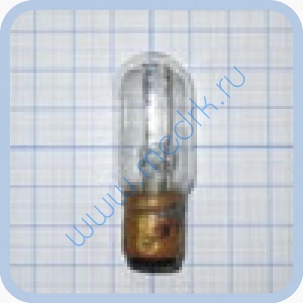 Лампа накаливания ОП 6-15-1 B15d  Вид 1