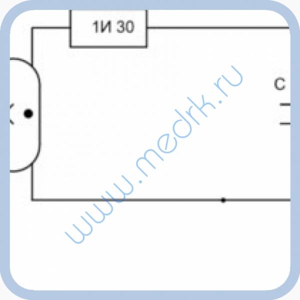 Облучатель ультрафиолетовый ОБН 75 1х30 Азов  Вид 1