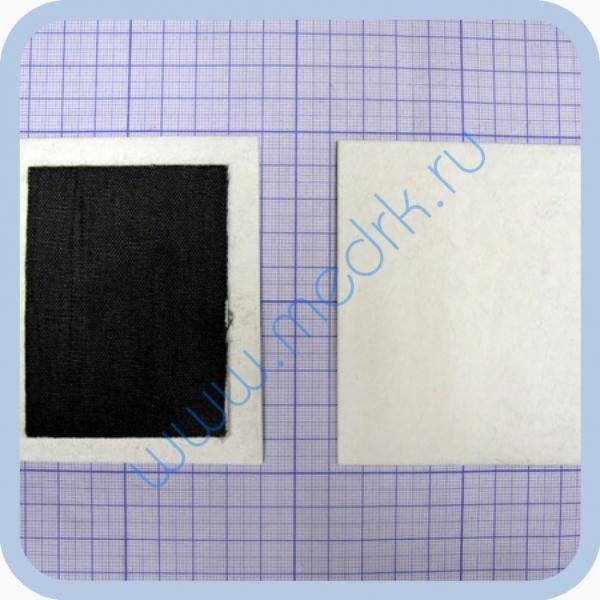 Электрод прямоугольный одноразовый 60х80 мм  Вид 1