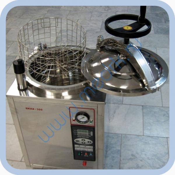 Стерилизатор паровой DGM 300  Вид 1