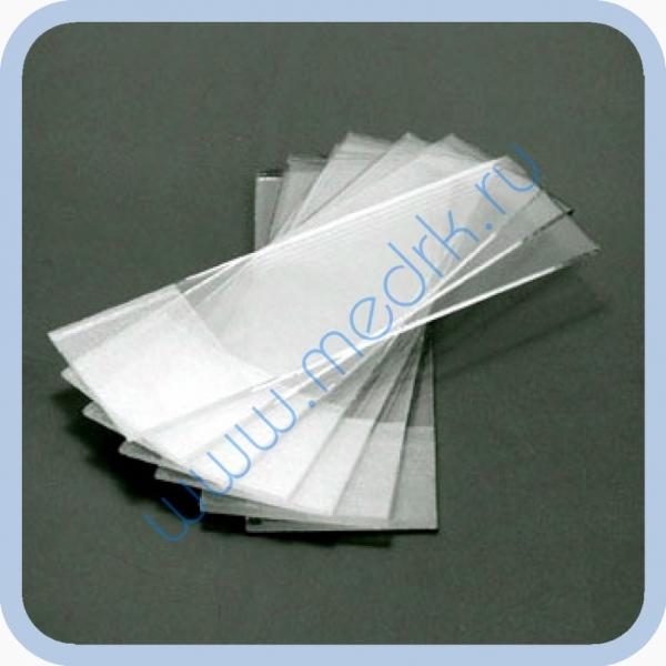 Стекло предметное ш/к+п 25,4х76,2х1мм арт. 7105  Вид 1
