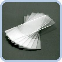 Стекло предметное ш/к+п 25,4х76,2х1мм арт. 7105