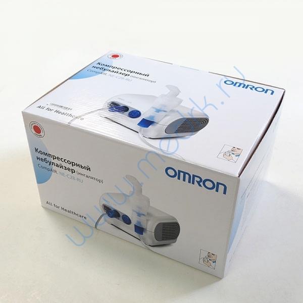 Ингалятор небулайзер Omron Compair NE-C28-E компрессорный