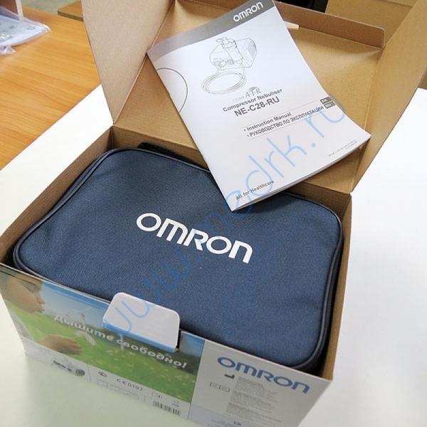 Ингалятор небулайзер Omron Comp Air (NE-C28-E) компрессорный  Вид 1