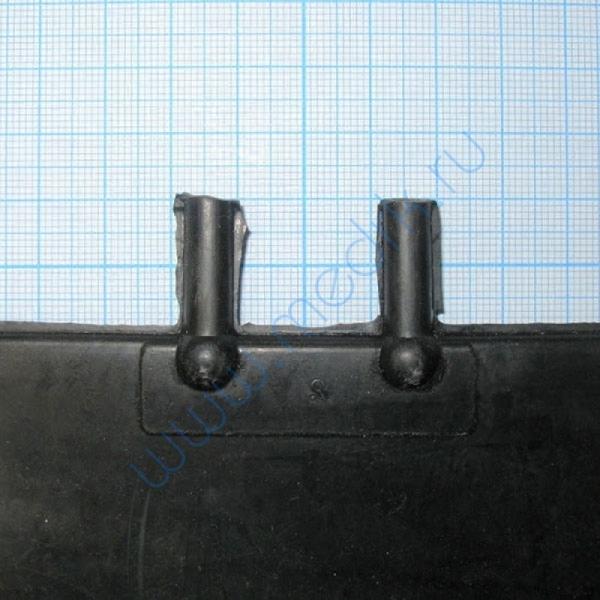 Камера резиновая вар.4, двухтрубочная 12мм (пневмокамера к тонометру)  Вид 2
