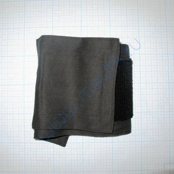 Камера резиновая вар.4, двухтрубочная 12мм (пневмокамера к тонометру)  Вид 7