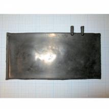 Камера резиновая вар.4, двухтрубочная 12мм (пневмокамера к тонометру)