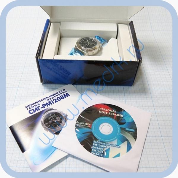 Часы-дозиметр СИГ РМ 1208   Вид 8