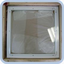 Окно рентгенозащитное со стеклом ТФ-5 300х400х10 мм