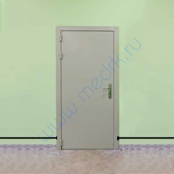 Блок дверной рентгенозащитный в проем 900х2100мм  Вид 1