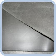 Резина рентгенозащитная 700х2500х1,5-1,9мм