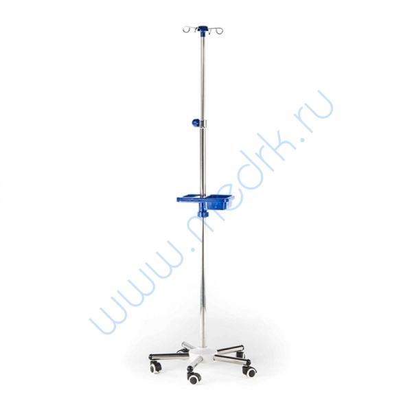 Штатив для вливаний Медицинофф 004  Вид 1
