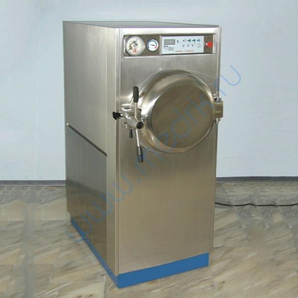 Стерилизатор паровой ГК-100-5 (ТЗМОИ)  Вид 1