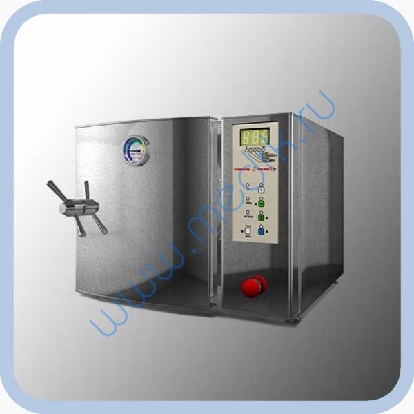Стерилизатор паровой ГК-25 настольный  Вид 1