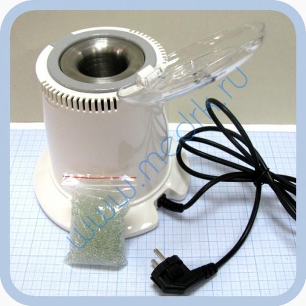 гласперленовый стерилизатор для маникюрных инструментов