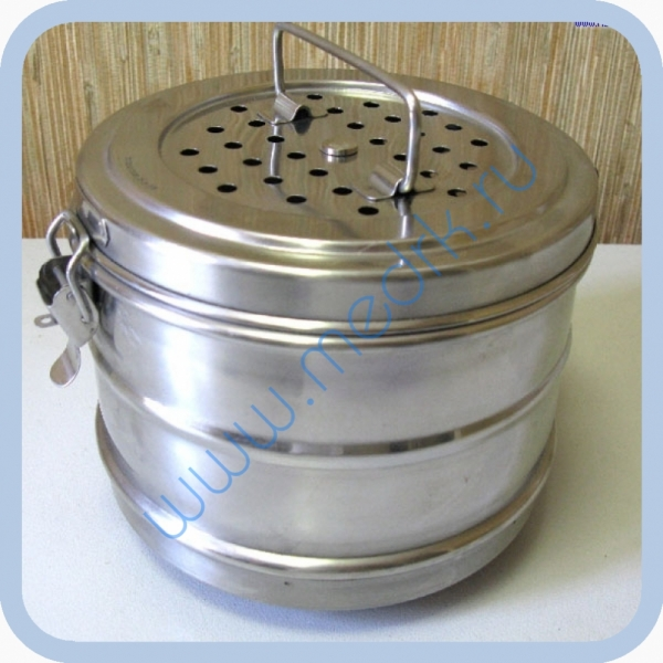 Коробка стерилизационная D-3