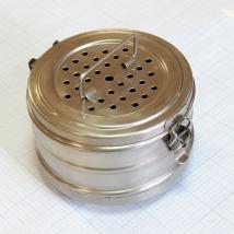Коробка стерилизационная D-3 с фильтрами