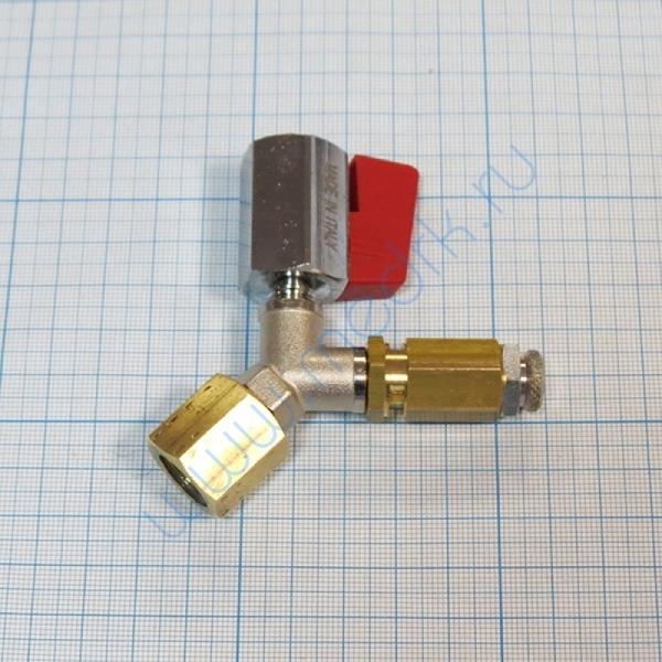 Клапан предохранительный ГК 25.02.600 (аналог)  Вид 1