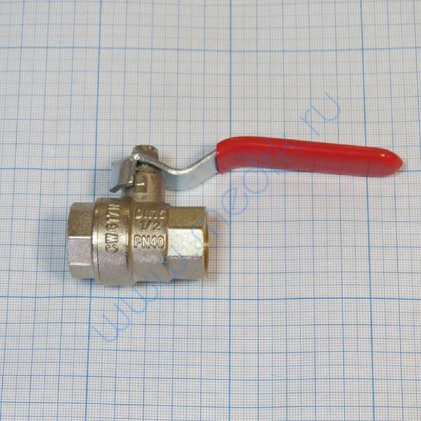 Кран шаровый VT214 1/2″ (ЦТ 129М.03.930)  Вид 1
