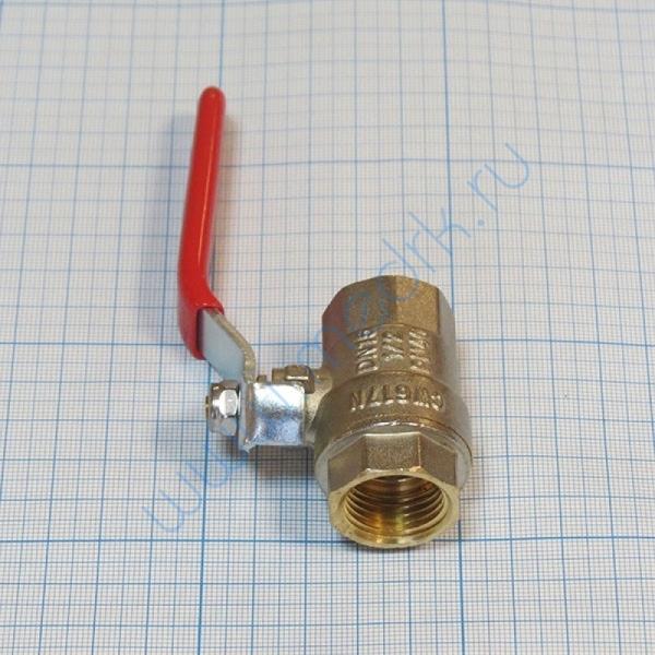 Кран шаровый VT214 1/2″ (ЦТ 129М.03.930)  Вид 2