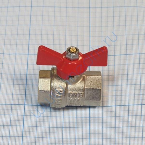 Кран шаровый VT214 1/2″ (ЦТ 129М.03.930)  Вид 4
