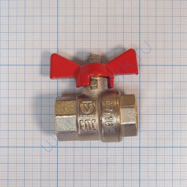 Кран шаровый VT214 1/2″ (ЦТ 129М.03.930)  Вид 6