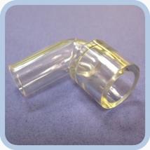 Коннектор ИПГМ 752211.004 для дыхательного контура