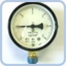 Мановакуумметр МВПЗ-УУ2-1-0-9
