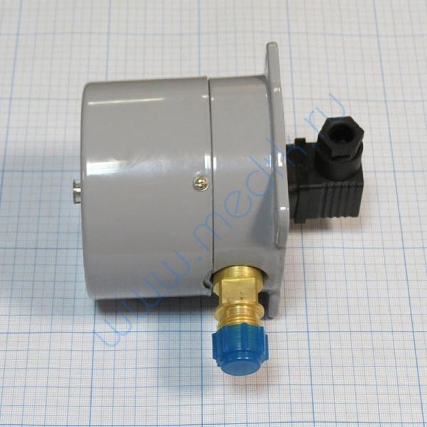 Манометр ДМ-2010 СгУ2 (0-400кПа) с фланцем исп. 5  Вид 4