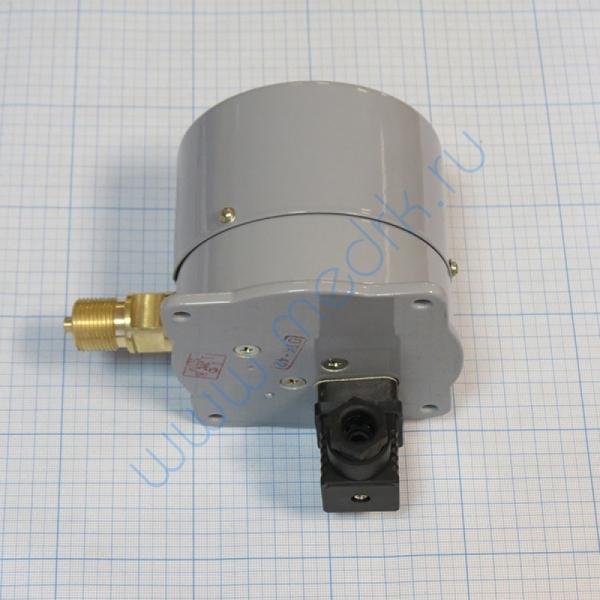 Манометр ДМ-2010 СгУ2 (0-400кПа) с фланцем исп. 5  Вид 9
