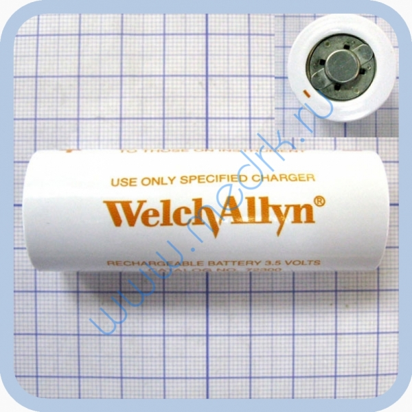 Аккумулятор Welch Allyn 72300  Вид 1