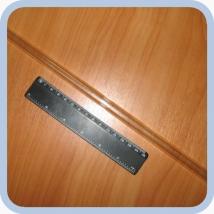 Стекло к водоуказательной колонке ВК-75 (трубка L)