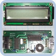 Контроллер с дисплеем для шейкера Biosan OS-10