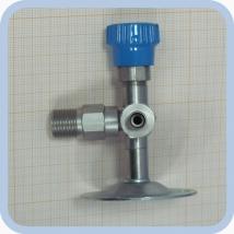 Клапан запорный К-2102-16 правый (игольчатый вентиль)