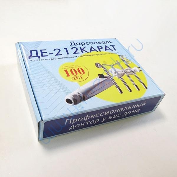 Дарсонваль КАРАТ ДЕ 212 с 4-мя электродами