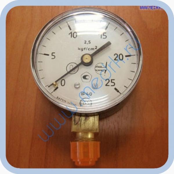 Манометр МП2-УУ2 х 25.0 kgf/cm2