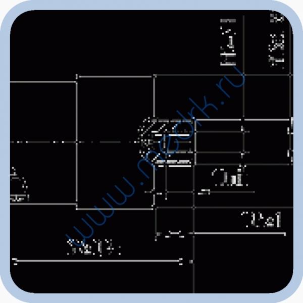 Трубка рентгеновская 1,7БДМ18-100  Вид 1