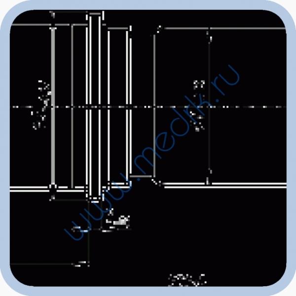 Трубка рентгеновская 1БТВ4-100  Вид 1
